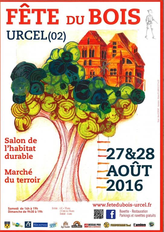 Fete du Bois Urcel 2016