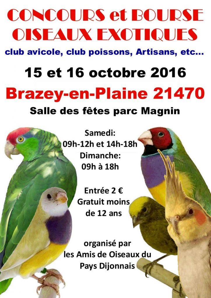 Exposition Bourse Oiseaux Exotiques et Artisanat
